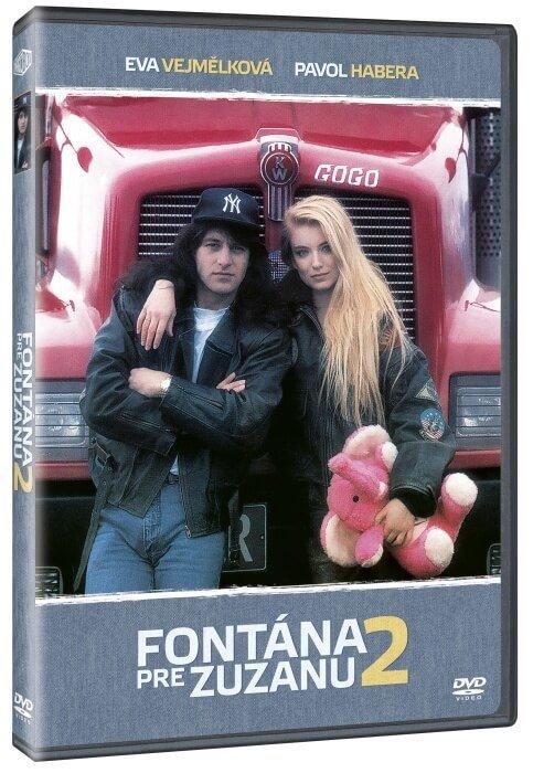 Fontána pre Zuzanu 2 (DVD)
