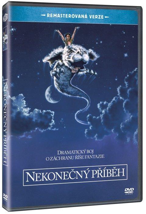 Nekonečný příběh (DVD) - remasterovaná verze