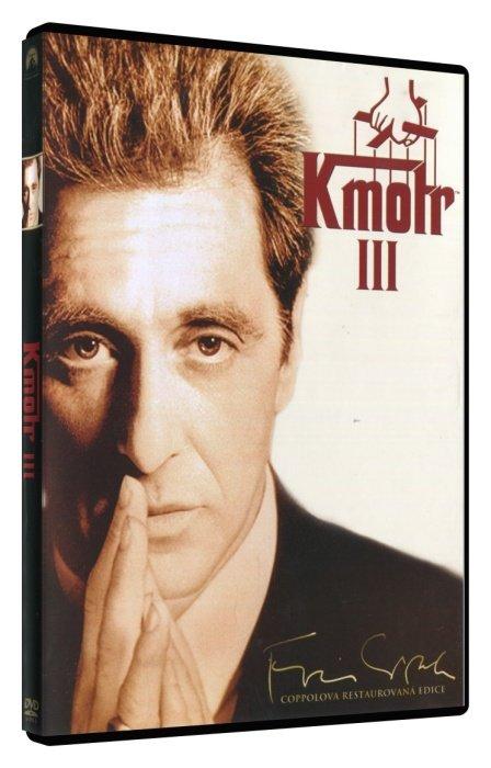Kmotr 3 (DVD)