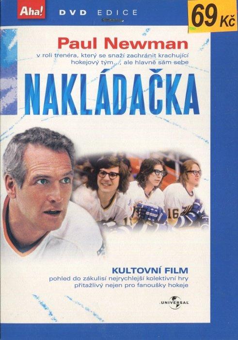 Nakládačka (DVD) (papírový obal)
