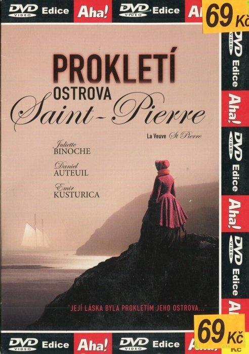 Prokletí ostrova Saint Pierre (DVD) (papírový obal)