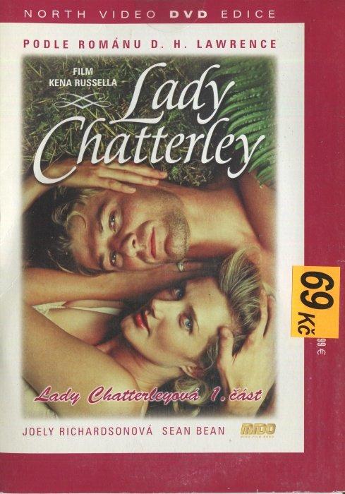 Lady Chatterley 1. část (DVD) (papírový obal)