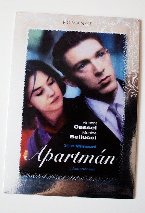Apartmán (DVD) (papírový obal)