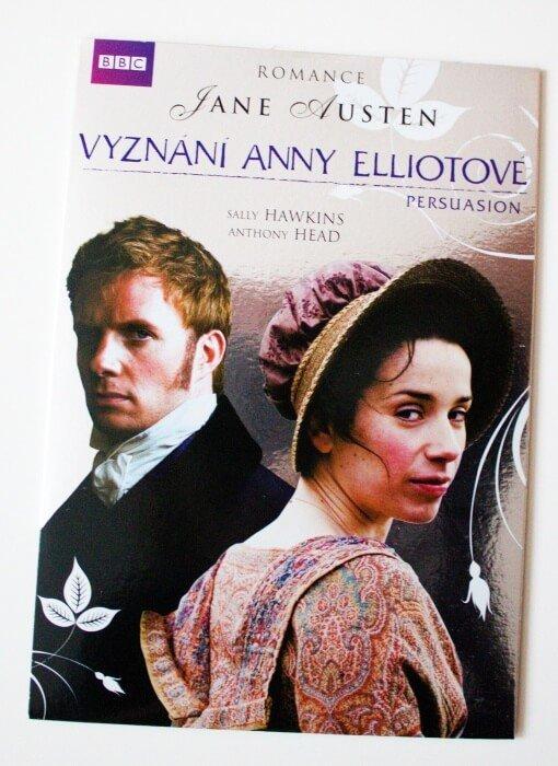 Vyznání Anny Elliotové (DVD) (papírový obal)