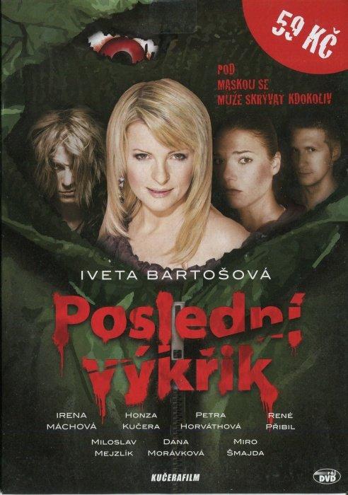 Poslední výkřik (DVD) (papírový obal)