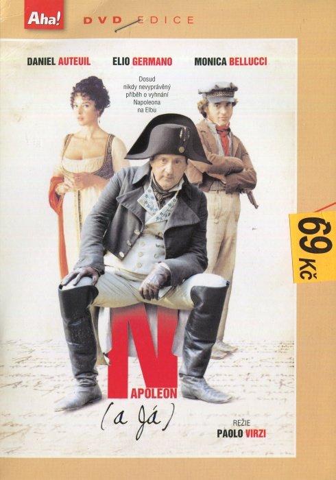 Napoleon a já (DVD) (papírový obal)