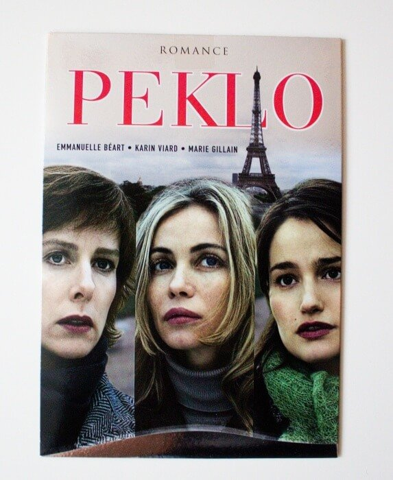 Peklo (DVD) (papírový obal)