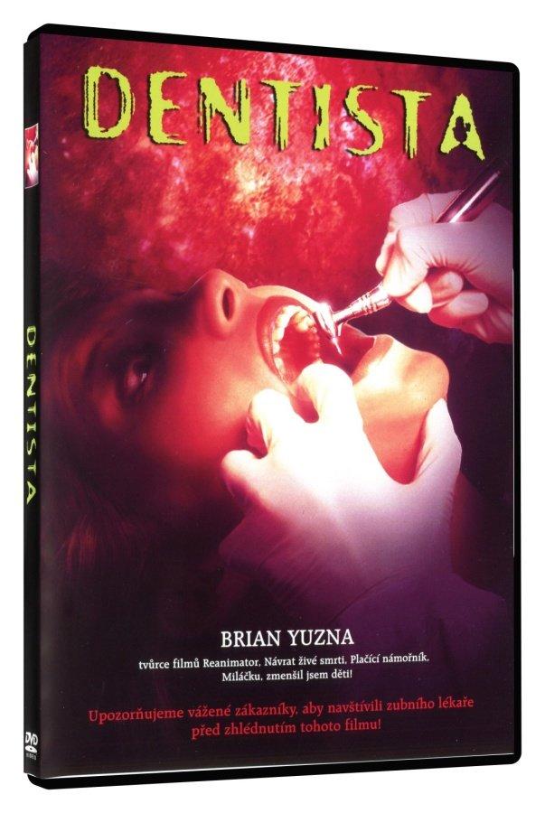 Dentista (DVD) (papírový obal)