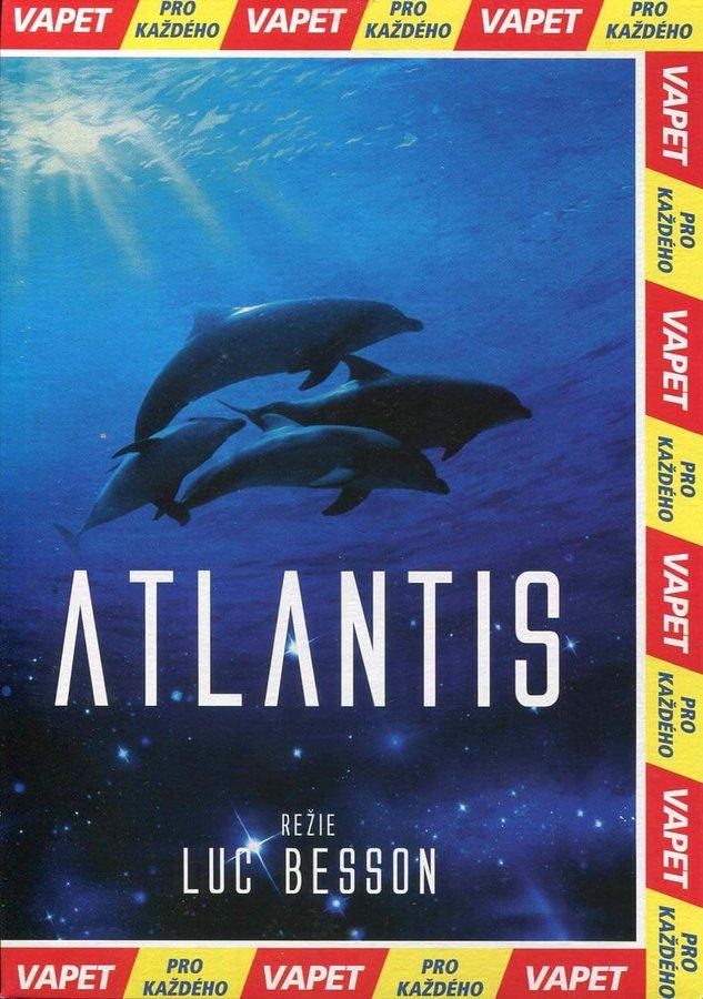 Atlantis (DVD) (papírový obal)