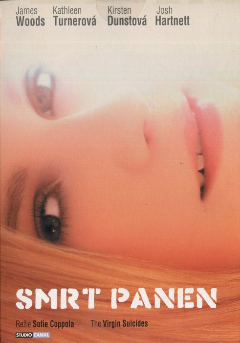 Smrt panen (DVD) (papírový obal)