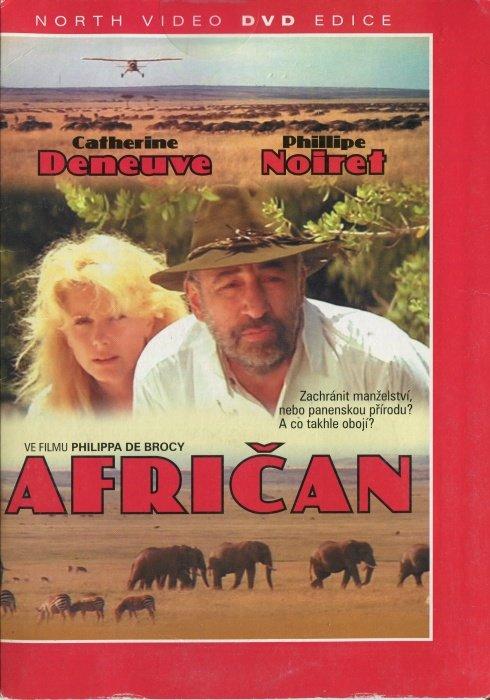 Afričan (DVD) (papírový obal)