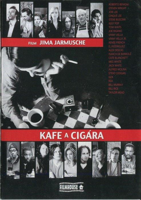 Kafe a cigára (DVD) (papírový obal)