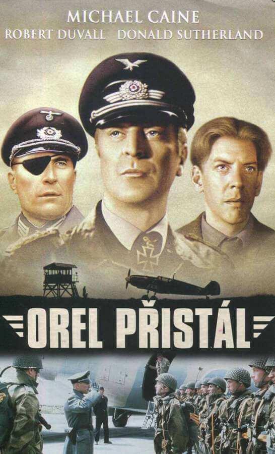 Orel přistál (DVD) (papírový obal)
