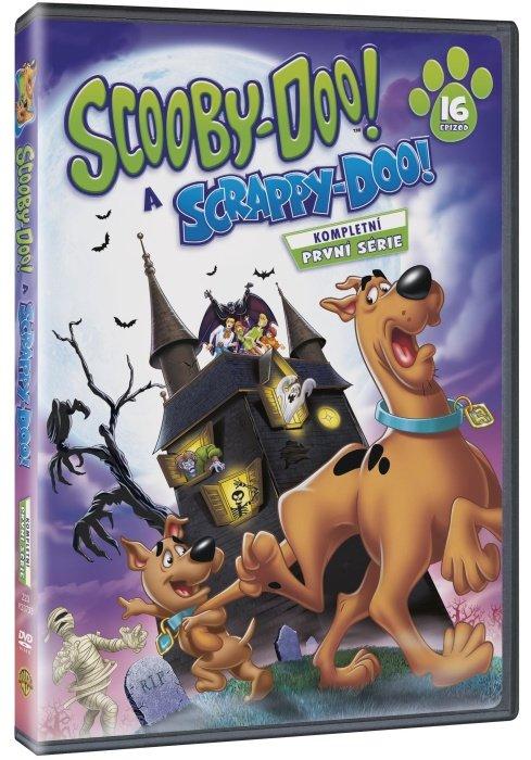 Scooby a Scrappy-Doo (2xDVD) - kompletní 1. série