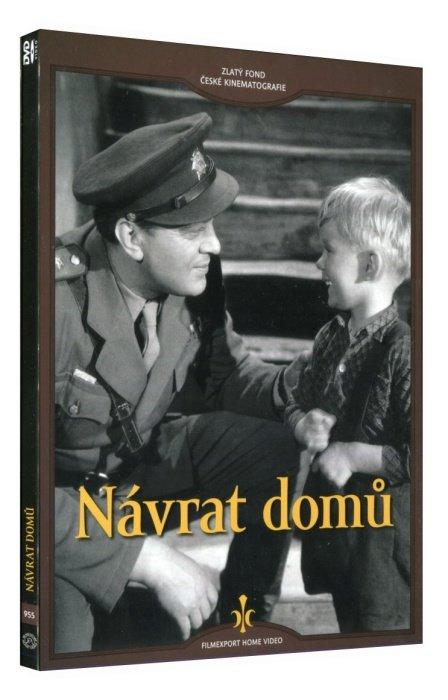 Návrat domů (DVD) - digipack