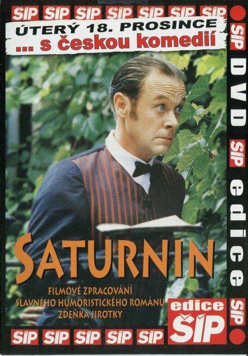 Saturnin (DVD) (papírový obal)