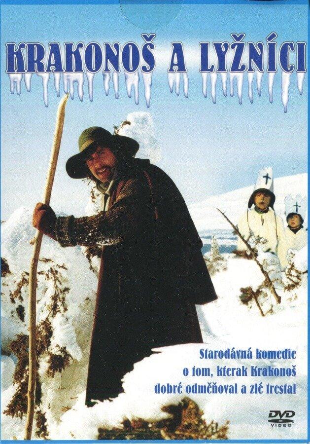 Krakonoš a lyžníci (DVD) (papírový obal)