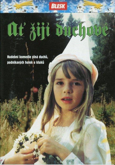 Ať žijí duchové (DVD) (papírový obal)