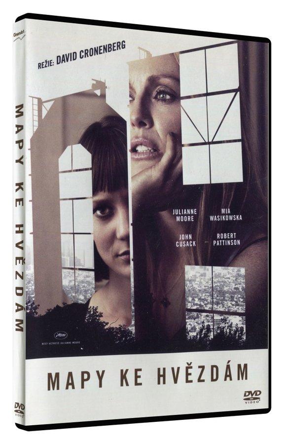 Mapy ke hvězdám (DVD)