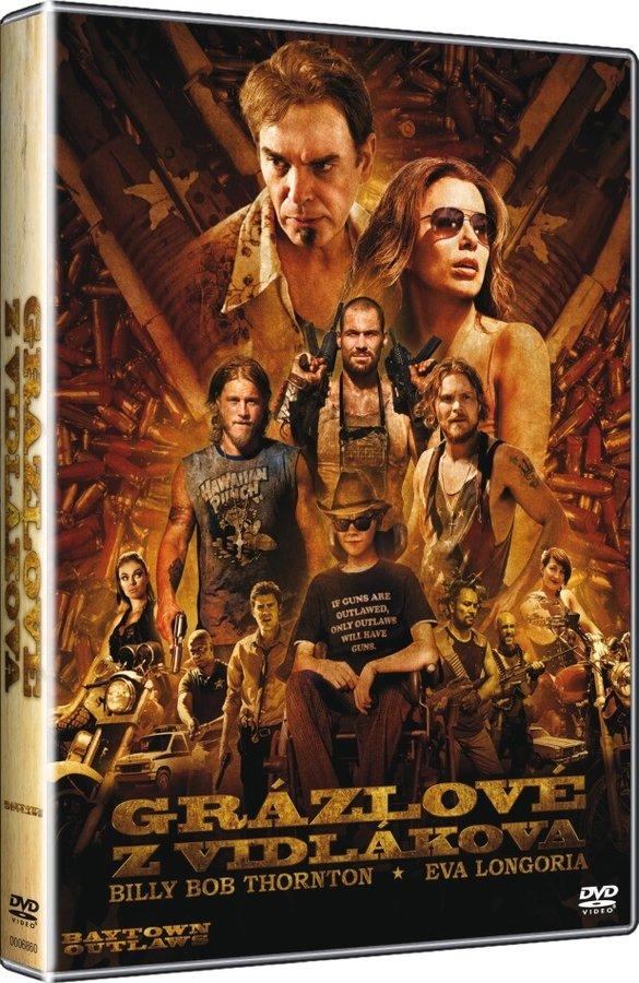 Grázlové z vidlákova (DVD)