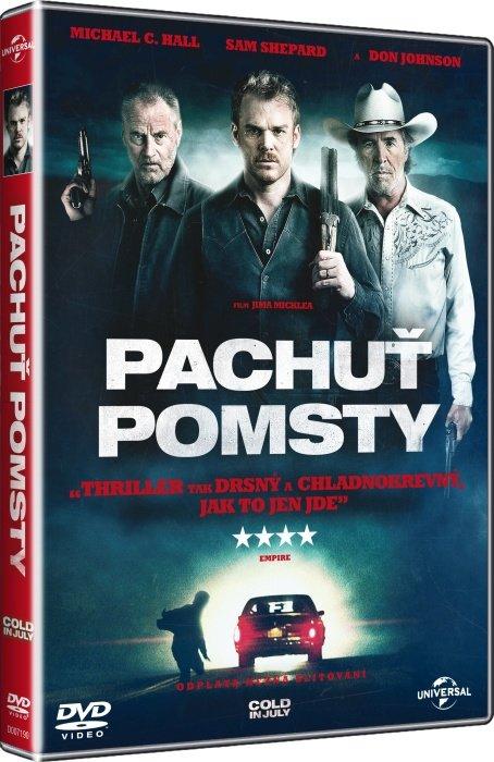 Pachuť pomsty (DVD)