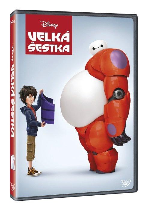 Velká šestka (DVD)