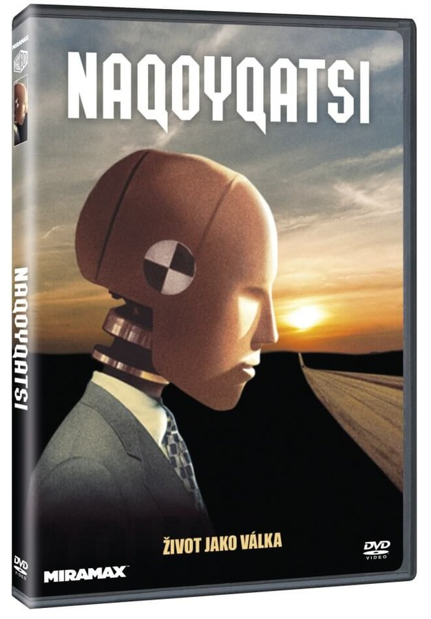 Naqoyqatsi (DVD)