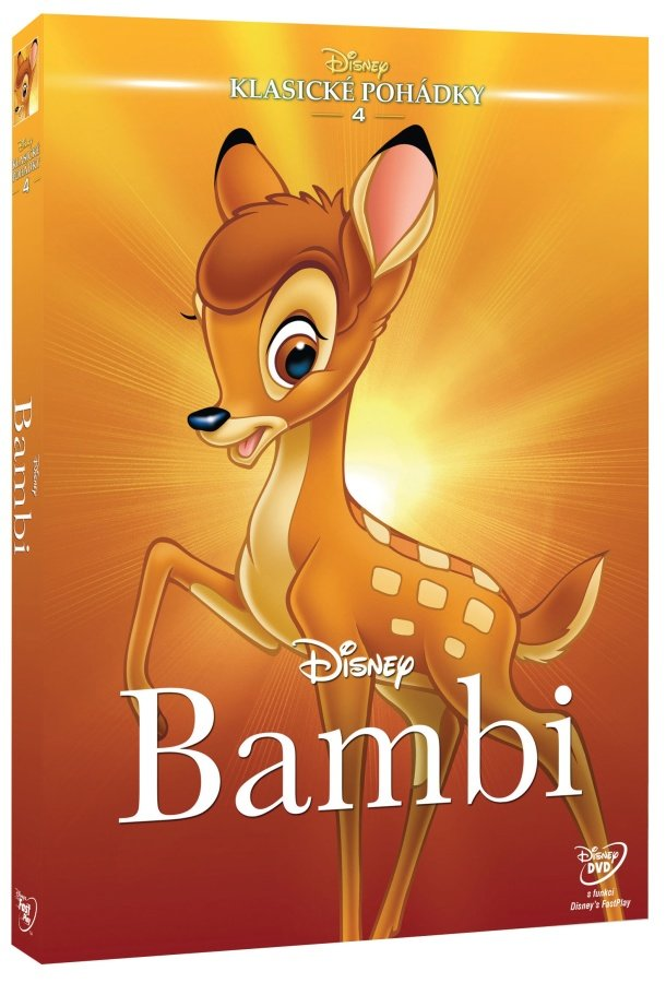 Bambi (DVD) - Edice Disney klasické pohádky