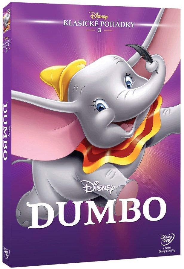 Dumbo (DVD) - Edice Disney klasické pohádky