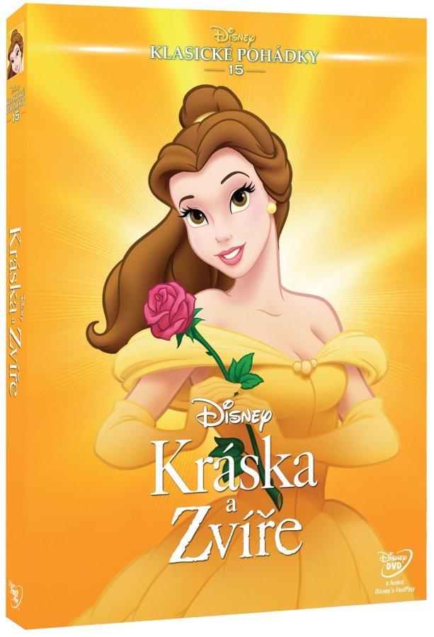 Kráska a zvíře S.E. (DVD) - Edice Disney klasické pohádky