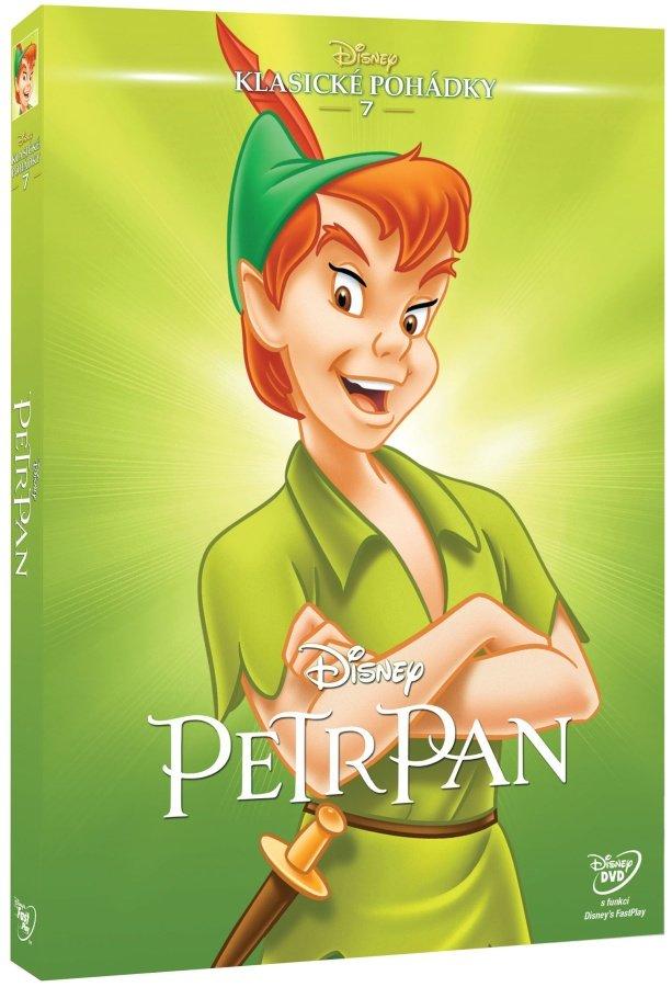 Petr Pan S.E. (DVD) - Edice Disney klasické pohádky