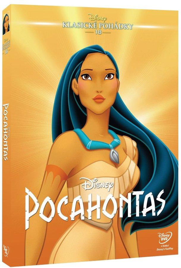 Pocahontas (DVD) - Edice Disney klasické pohádky