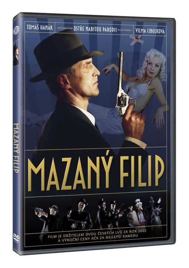 Mazaný Filip (DVD)