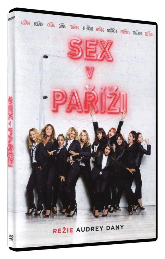Sex v Paříži (DVD)