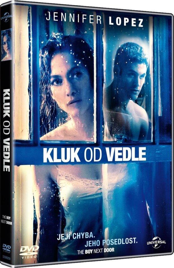 Kluk od vedle (DVD)