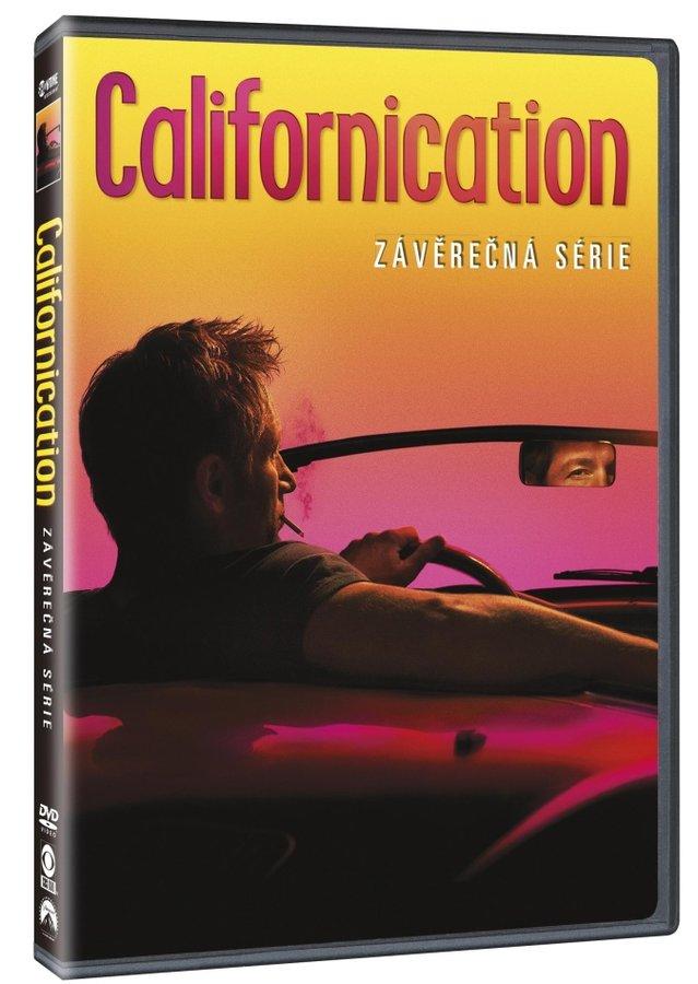 Californication - 7. série - Závěrečná série (2 DVD)