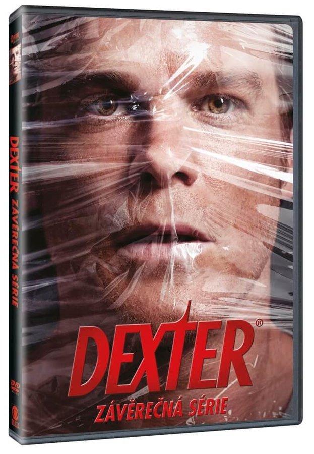 Dexter: Závěrečná série - 4xDVD