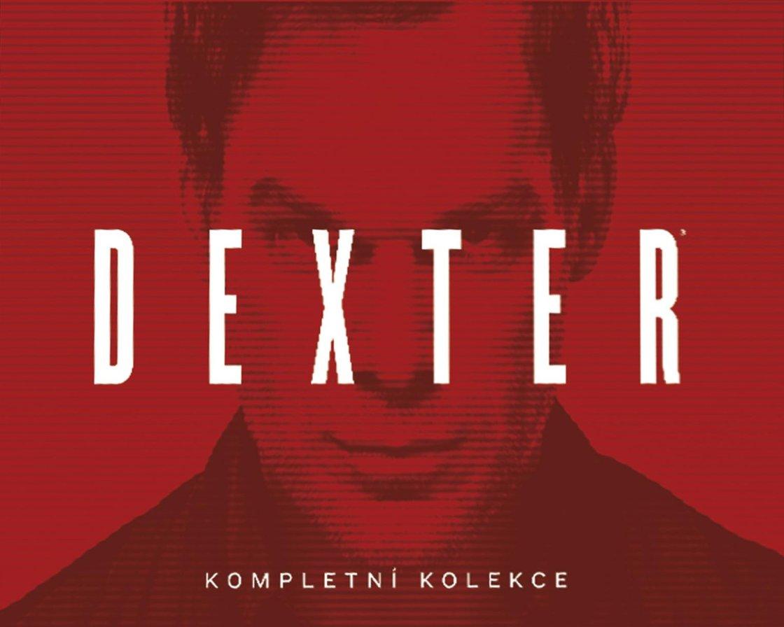 Dexter kolekce KOMPLETNÍ KOLEKCE 1.-8. série - 26xDVD