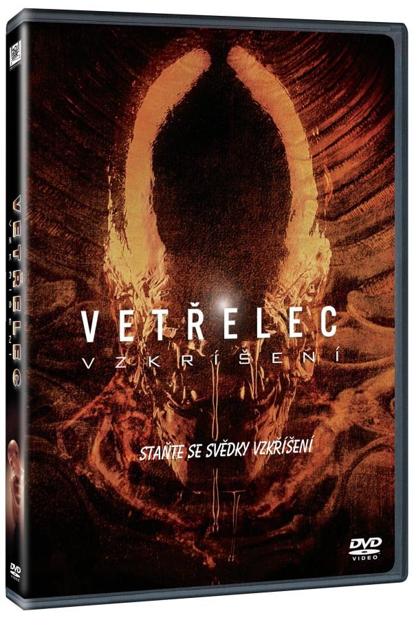 Vetřelec: Vzkříšení (DVD)
