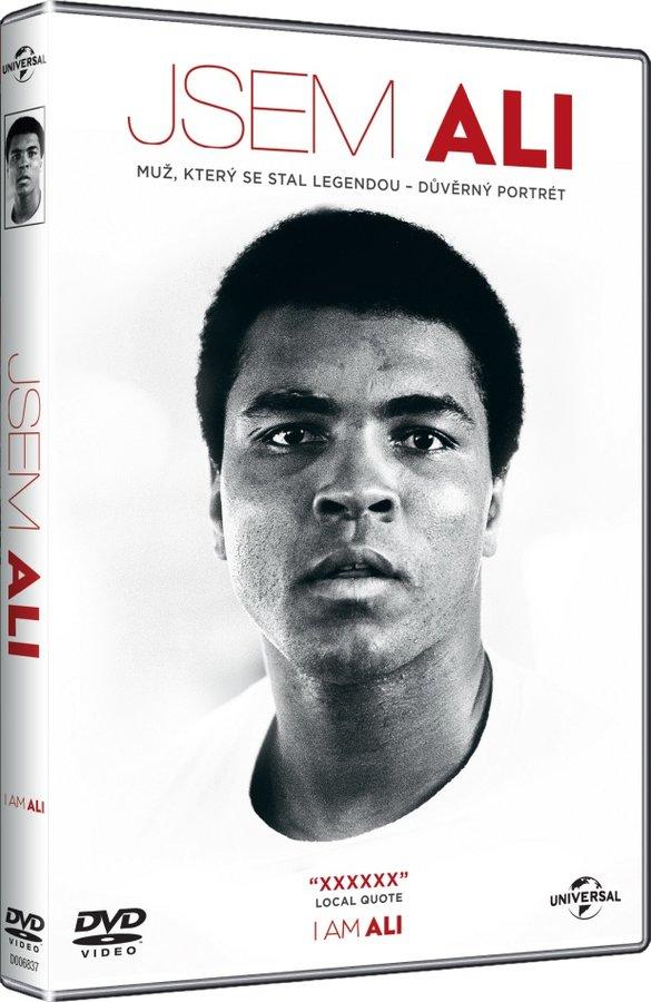 Jsem Ali (DVD) - české titulky