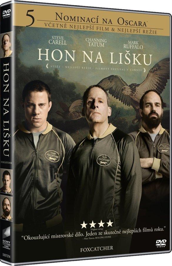 Hon na lišku (DVD)