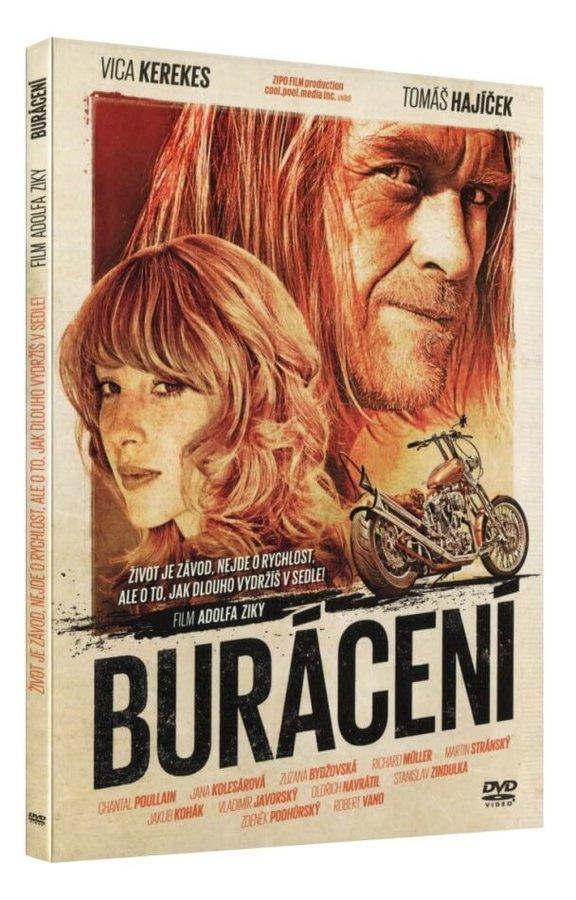 Burácení (DVD)