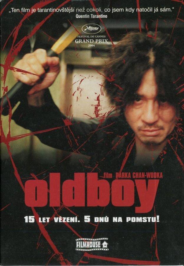 Oldboy (DVD) (papírový obal)