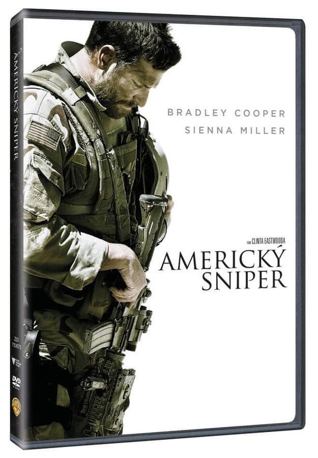 Americký sniper (DVD)