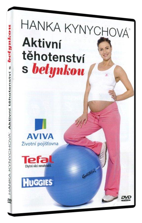 Aktivní těhotenství s betynkou (DVD)