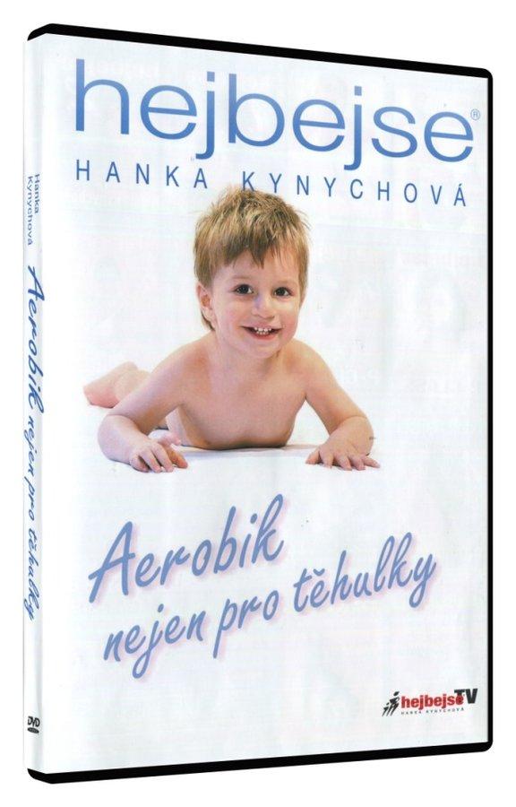 Aerobik nejen pro těhulky (DVD)