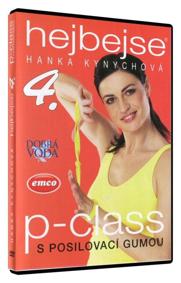 Hejbejse 4 - P-CLASS s posilovací gumou (DVD)