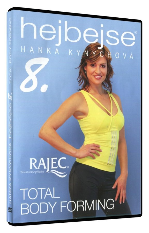 Hejbejse 8 - Total body forming (DVD)