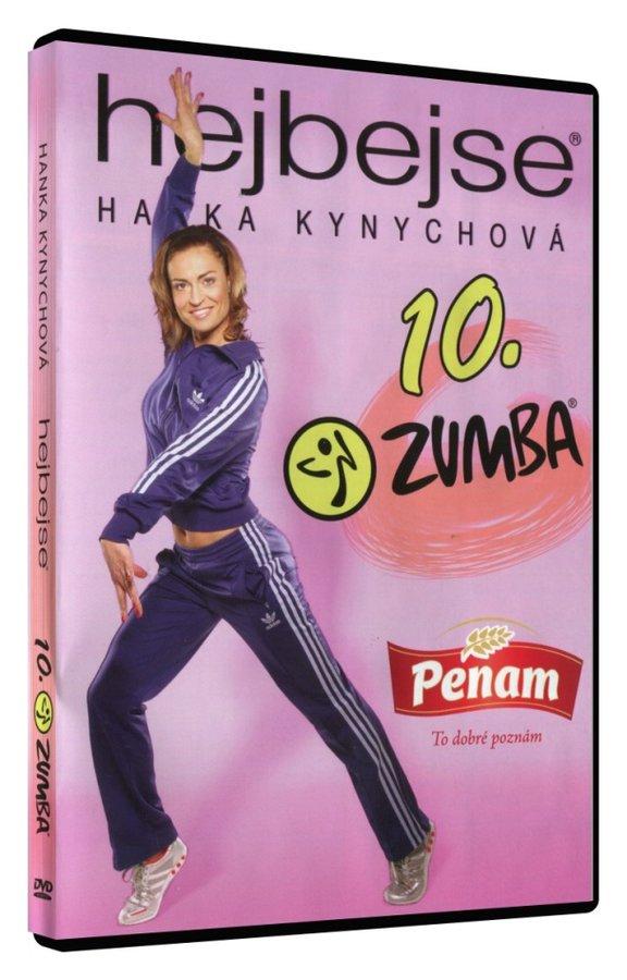Hejbejse 10 - Zumba (DVD)