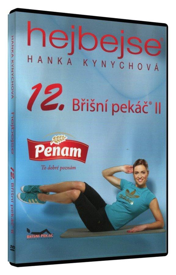 Hejbejse 12 - Břišní pekáč II. (DVD)